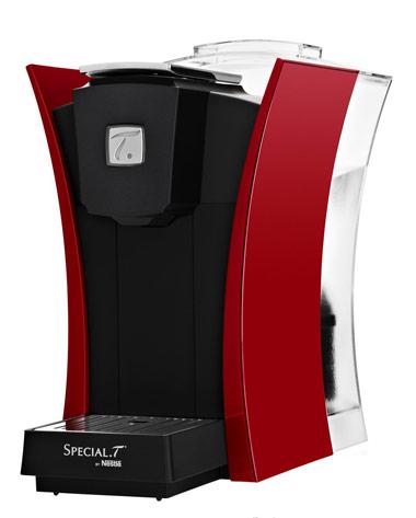 Test de la special t nestl machine th capsule bruglia - Machine a the a capsule ...